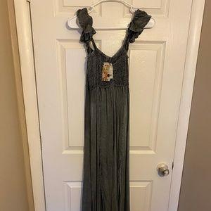 Womens M RAVIYA Maxi Dress